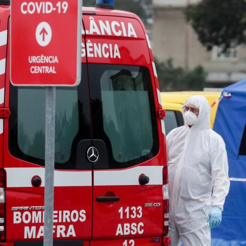 UPDATED: Overstretched hospitals in Portugal struggle to cope