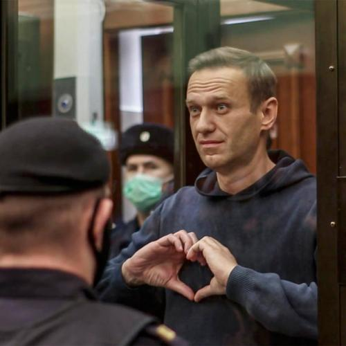 Kremlin critic Navalny moved to prison outside Moscow to serve jail term