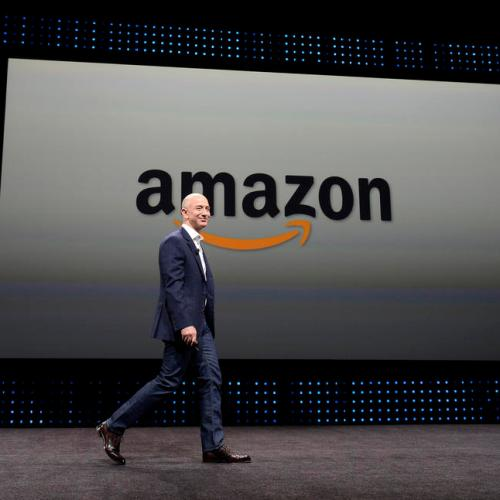 Amazon.com Inc founder Jeff Bezos to step down as CEO and become executive chairman
