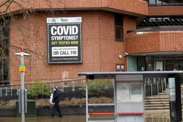 England's COVID-19 prevalence rises but increase may be slowing, ONS says