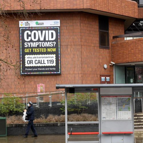 More than 12 million Britons have received first COVID-19 vaccine dose
