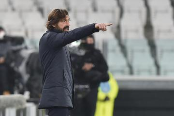I won't resign, I think I can do better says Juve's Pirlo