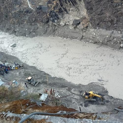 125 missing in floods after glacier breaks causing 'Himalayan' Tsunami – UPDATED