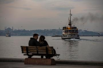 Turkey's tourists a quarter of pre-pandemic levels in April