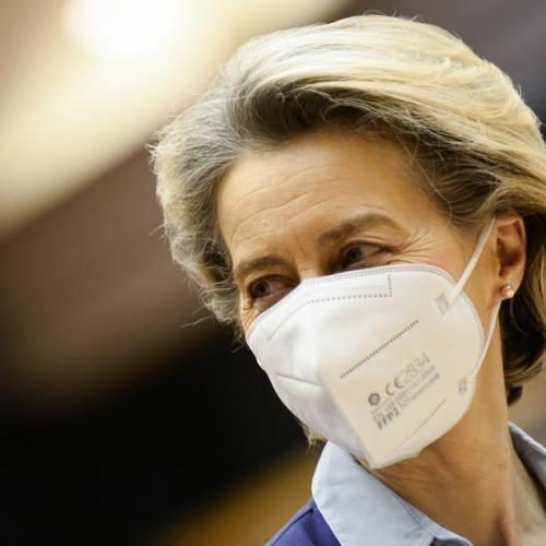 EU's von der Leyen tells frivilous Europeans: 'I'd take AstraZeneca vaccine'