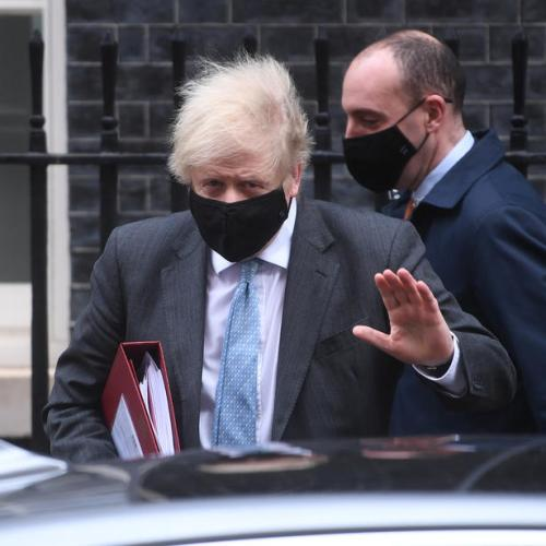 UK's Johnson to host virtual G7 meeting to push for global vaccine roll-out