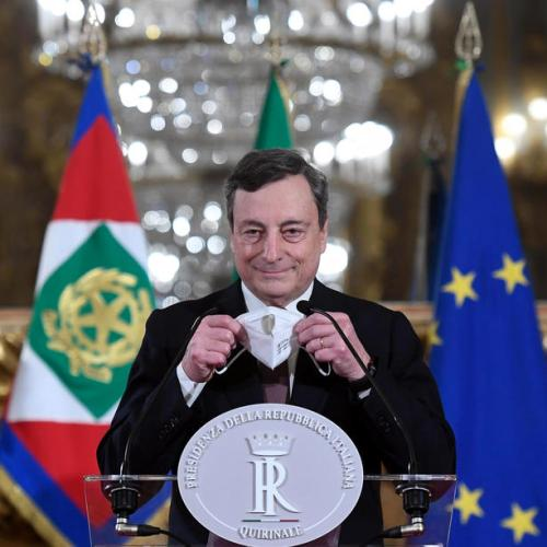 Draghi forms new Italian govt, names politicians, technocrats as ministers