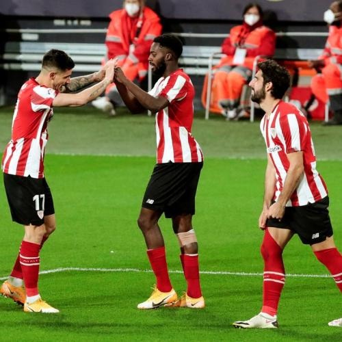 Athletic Bilbao players agree to salary reduction, club confirm