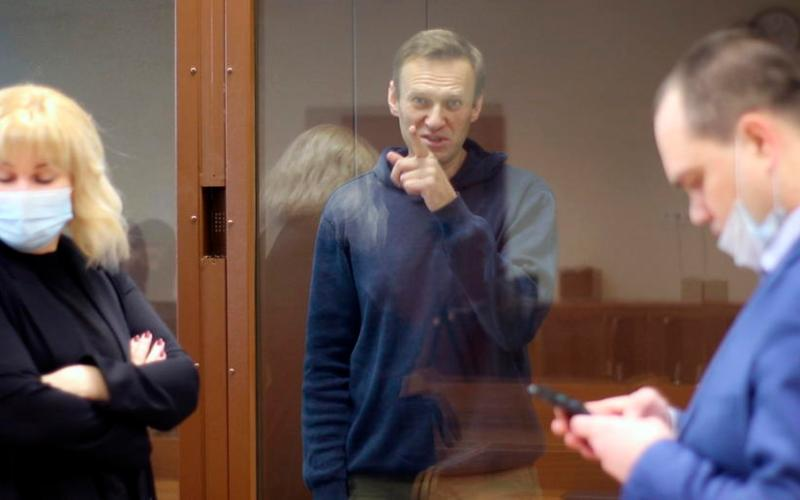 Doctor who treated Navalny goes missing, police say