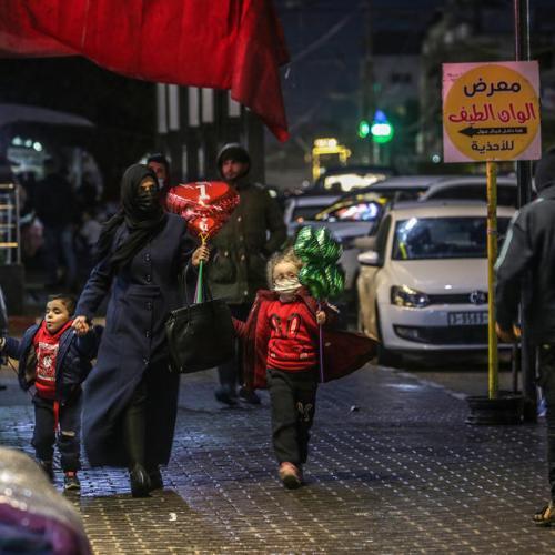 Gaza's first COVID-19 vaccine shipment on its way