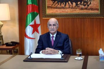 Algeria calls early elections