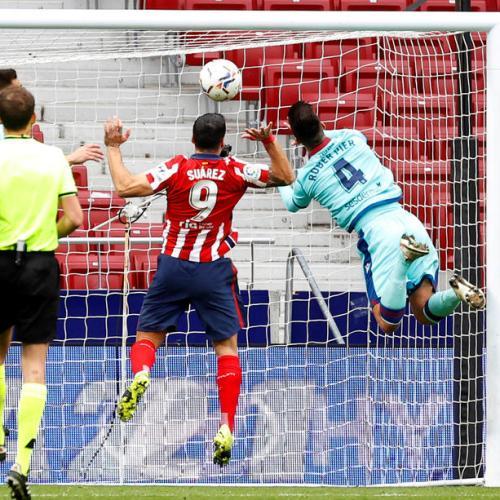 Atletico beaten by Levante as title race wobble continues