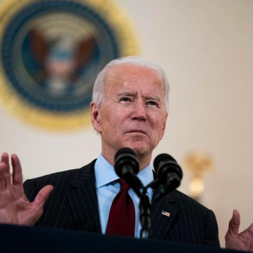 Biden to address global computer chip shortage
