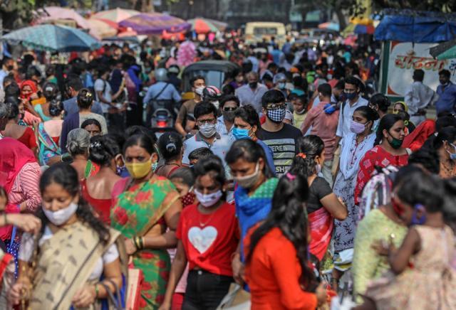 India reports highest amount of new coronavirus cases since January 29
