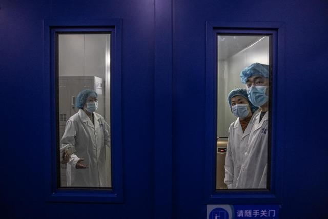 China can hit 500-mln-dose annual capacity of CanSinoBIO COVID-19 vaccine this year