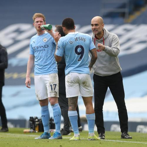 City make it 20 straight wins with victory over West Ham