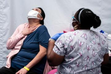 North America sees drop in COVID-19 cases, Brazil surge worrying, says PAHO