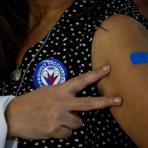 Philippines starts vaccinations