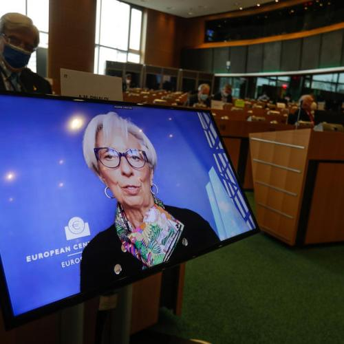 ECB's Lagarde warns stimulus may take some time to show up