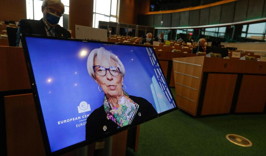 ECB's Lagarde says many causes of inflation spike are temporary