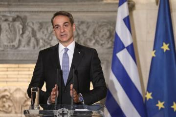 Greek PM to reshuffle cabinet after wildfires, his office says