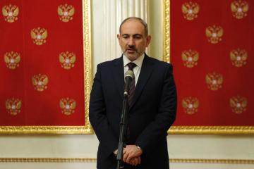 UPDATED: Armenian PM announces election on June 20