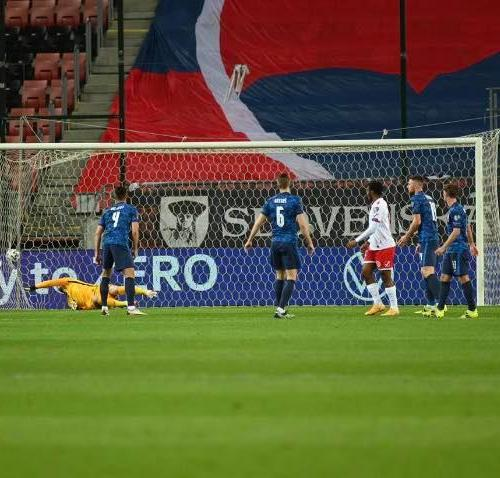 Malta earns first point in their 2022 World Cup qualifying campaign against Slovakia