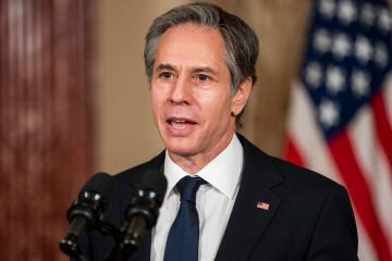 Blinken seeks to bolster ceasefire with Gaza visit
