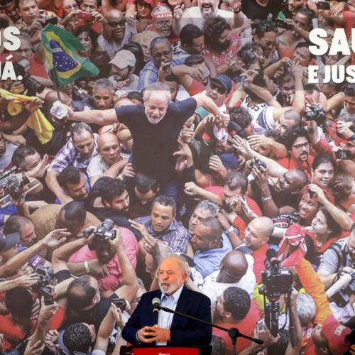 Brazil's Lula, Bolsonaro fire starting gun on 2022 presidential race