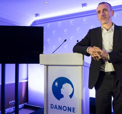 Danone board ousts boss Faber after activist pressure