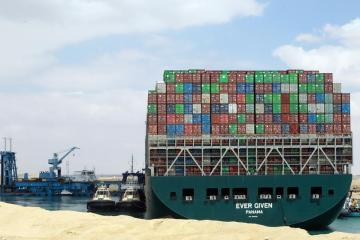 Agreement in principle reached over Suez Canal ship, says Stann Marine
