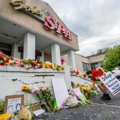 Motive in Georgia spa shootings uncertain, but Asian Americans fearful