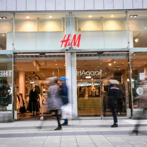 H&M sales recover in March as stores reopen after lockdown