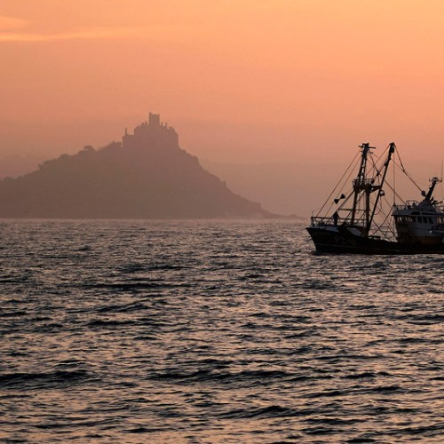 Carbon emissions from trawler fishing on a par with aviation, say ocean researchers