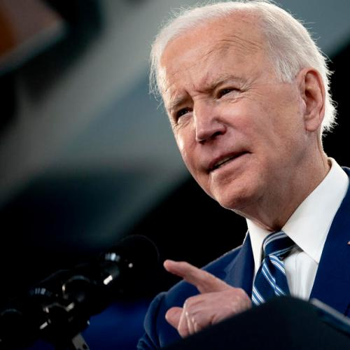 Biden kicks off effort to reshape U.S. economy with infrastructure package