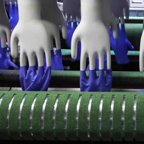 Malaysian rubber glove group says demand to outstrip supply until 2023