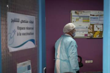 Morocco's vaccination drive bypasses undocumented migrants