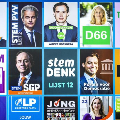 PM Rutte's conservatives seen winning Dutch election amid pandemic
