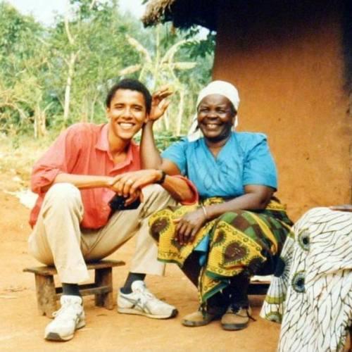 Barack Obama mourns loss of 'Mama Sarah'