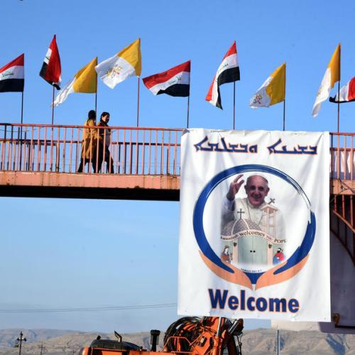 Pope's risky trip to Iraq defies sceptics