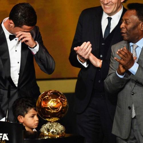 Ronaldo hails Pele after eclipsing the Brazilian's goal-scoring haul