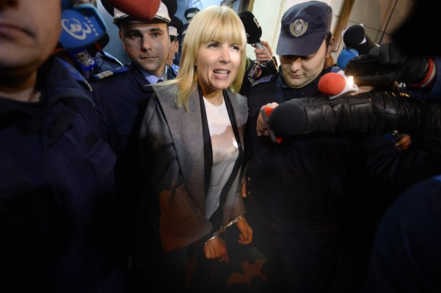 Romanian politician jailed for corruption and money laundering