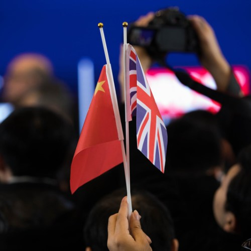 China sanctions UK entities, individuals over Xinjiang issue