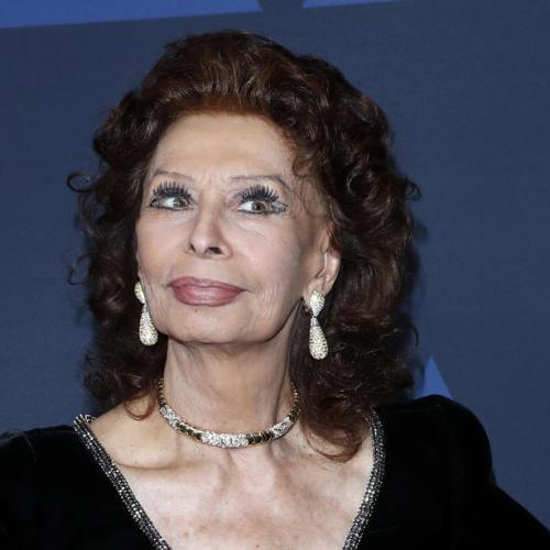 Sophia Loren to get Oscar Academy's 1st Visionary Award