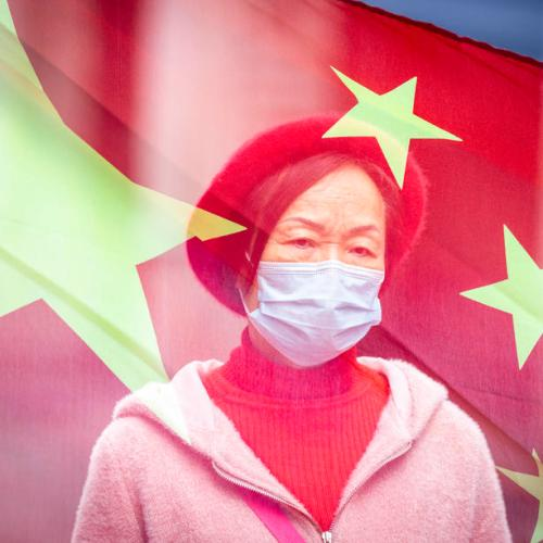Chinese official says there is no basis to claims it did not share COVID data