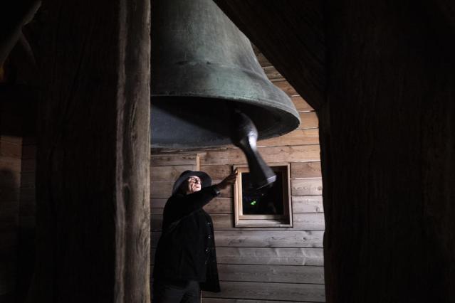Swiss church bells mark year since first COVID-19 death