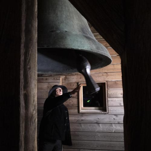 Swiss church bells mark year since first COVID-19 death