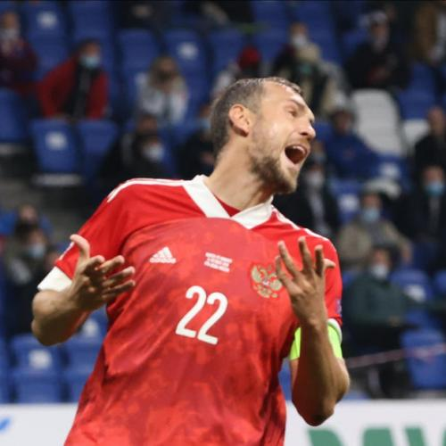 WorldCup Qualifiers – Russia beats Slovenia 2 – 1