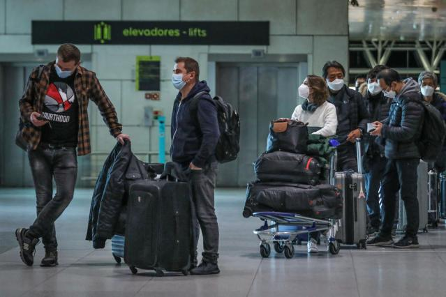 Portugal to quarantine passengers on indirect flights from UK, Brazil