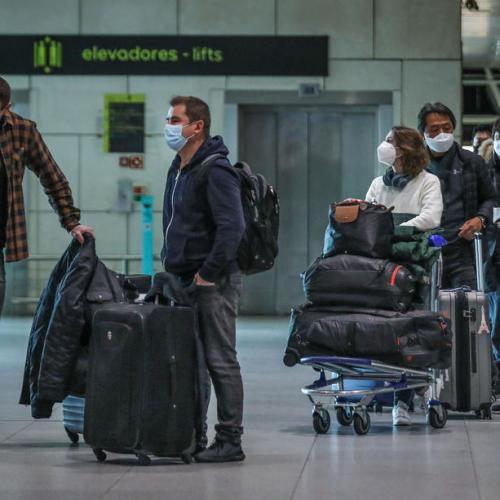 Portugal to quarantine passengers on indirect flights from UK, Brazil